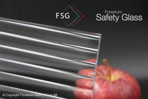 Floatglas fsg flutes